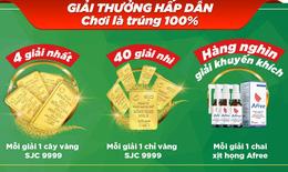 Khuyến mãi tháng 10: Sinh nhật Thái Minh – Rinh vàng 9999