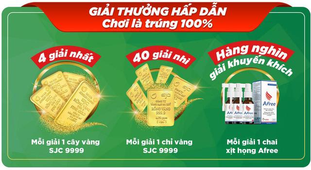 Khuyến mãi tháng 10: Sinh nhật Thái Minh – Rinh vàng 9999 - Ảnh 2.