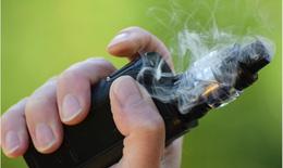 7 nguy cơ tiềm ẩn khi sử dụng thuốc lá điện tử