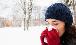 Bệnh hay gặp vào mùa lạnh và cách phòng ngừa