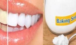 Đừng để răng ố vàng kém xinh, áp dụng những cách sau, hàm răng bạn trắng sáng tự nhiên không lo hóa chất