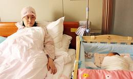 Nhau thai bị sót trong tử cung tận 1 tháng sau sinh
