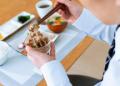 Bữa ăn kiểu Nhật giúp bảo vệ sức khỏe mùa dịch