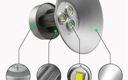 Hoàng Phát Lighting sản xuất đèn led nhà xưởng Hodiled