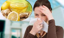 Thực phẩm nên ăn và nên tránh giúp người bệnh cảm cúm nhanh hồi phục