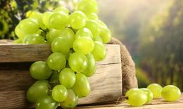 10 lợi ích sức khoẻ tuyệt vời khi ăn nho xanh